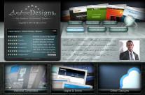 AndrewDesigns Website