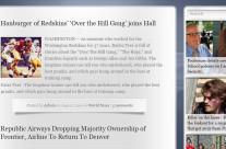 News Blog Website