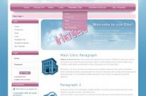 SkyHotel Website