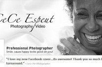 CeCe The Photographer Facebook Cover