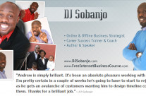 DJ Sobanjo Facebook Cover