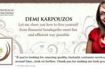 Demitra Karpouzos Facebook Cover