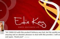 Edie Kay Facebook Cover