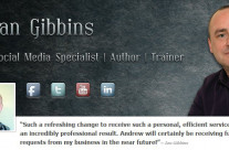 Ian Gibbins Facebook Cover
