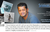Srinivas Rao Facebook Cover