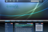 Vista Website